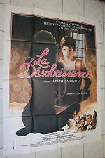 Aldo Lado ; La désobéissance - affiche de cinéma pliée format 120x160cm