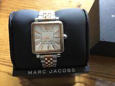 Marc Jacobs Ladies Two Tone Steel Bracelet Watch MJ3463