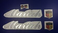 "mariah boat Emblem 22.5"" + FREE FAST delivery DHL express"