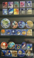 Japan - Astronomical World 2018-2020 three complete series