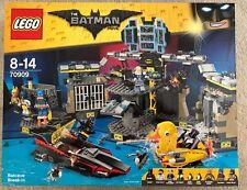Lego Batman The Movie - Batcave Break In - 70909 - New & Factory Sealed