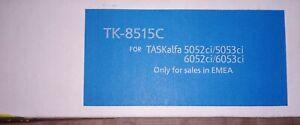 Kyocera TK-8515C Cyan Original & Genuine Toner TK8515C