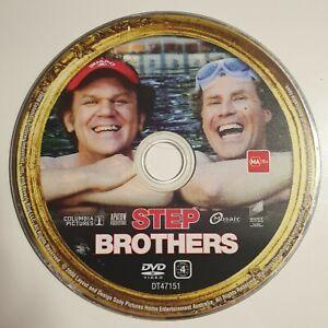 Step Brothers | DVD | Will Ferrell, John C. Reilly, Adam Scott | Unoriginal Case