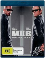 """MIIB: MEN IN BLACK II"" Blu-ray - Region Free [A,B,C] NEW"