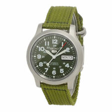 Reloj SEIKO MILITARY Nylon SNKN29K1 Watch