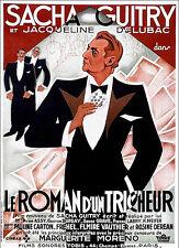 LE ROMAN D'UN TRICHEUR (1936) * with switchable English subtitles *
