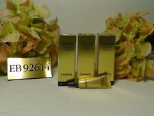 3 x CHANEL SUBLIMAGE LA CRÈME YEUX Ultimate Regeneration Eye Cream Size 3ml Each