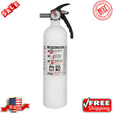 Fire Extinguisher Automotive Marine 10-B:C Liquid Gas And Electrical Disposable