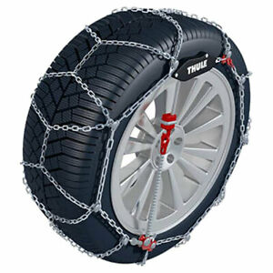 SNOW TIRE CHAINS THULE-KONIG CG-9 GR 102 215/65-16 9 mm THICKNESS