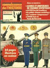 Revue magazine militaire connaissance de l'histoire no 10 février 1979