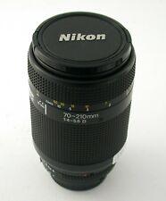 NIKON Nikkor 70-210 70-210mm F4-5,6 AF D AFD auch digital FX DX /20