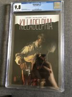 KILLADELPHIA #1 RODNEY BARNES STORY CGC 9.8 Newly Optioned TV Series Comic
