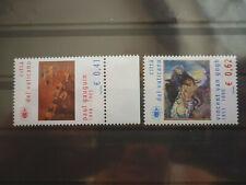 Vatikan 2 Marken  aus 2003 **  Michelwert 3,00 Euro (1 kompletter Satz)