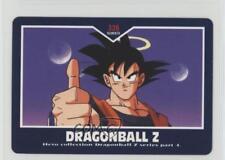 1995 Artbox Dragon Ball Z Hero Collection Part 4 #336 Goku Non-Sports Card 4k2