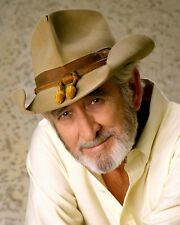 DON WILLIAMS COUNTRY SINGER SONGWRITER MUSICIAN - 8X10 PUBLICITY PHOTO (FB-232)