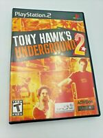 Tony Hawk's Underground 2 (Sony Playstation 2) Free Shipping Complete & Tested