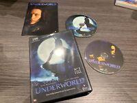 Underworld 1 DVD Kate Beckinsale Scott Speedman Edizione Due Dischi