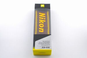 [NEW] Nikon AN-6W Neck Strap Brown from Japan