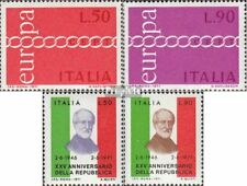 Italy 1335-1336,1337-1338 (complete.issue.) unmounted mint / never hinged 1971 E