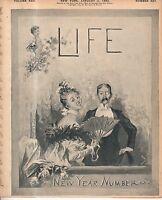 1895 Life January 3 - Did Stevenson commit suicide? Henrik Ibsen; George Inness
