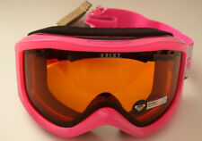 NEW Roxy snow goggles pink for women