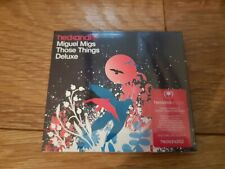 HEDKANDI : MIGUEL MIGS * THOSE THINGS DELUXE * CD ALBUM 2008 NEW & SEALED