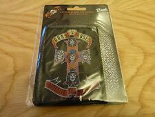 GUNS 'N' ROSES - APPETITE FOR DESTRUCTION SEW ON W-PATCH OFFICIAL BAND MERCH
