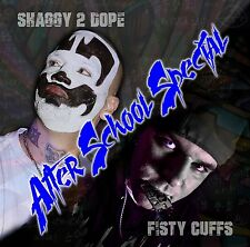 """Shaggy 2 Dope & Fisty Cuffs single """"After School Special"""" CD"""