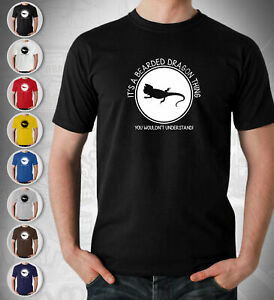 It's A Bearded Dragon Lover Thing You Wouldn't Understand T Shirt Gift