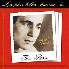 CD Les plus belles chansons de Tino Rossi - Vol. 2
