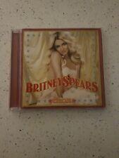 CD Album : Britney Spears - Circus (2008)