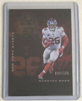 2020 Illusions Football Saquon Barkley Rare #49/125 Red Parallel SP Giants
