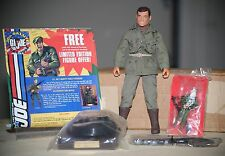 "GI Joe Hall of Fame Colton  30TH ANNIVERSARY FIGURE'S 12inch and 3 3/4"" inch"