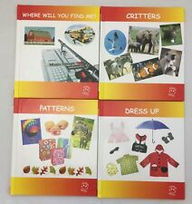NEW English Children Basic Level (ESL/EFL) Text Picture Book Learning Props