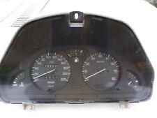 peugeot 106 xsi:instruments ,compteur,compte-tours,3 jauges:eau,huile,essence