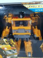 Transformers Reveal The Shield Solar Storm Grappel Vehicle Hasbro 2010 Aus