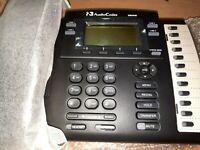 1x AudioCodes 320HD , IP Phone PoE 320HDG Black P/N GGWV00417 , NEW