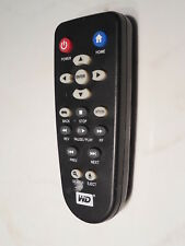 WESTERN DIGITAL WDTV001RNN MEDIA PLAYER REMOTE CONTROL ORIGINAL
