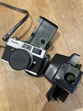 Canonet QL17... argentique.. vintage