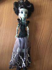 Monster High - Ghouls Rule Frankie Stein Doll - Almost Perfect Condition