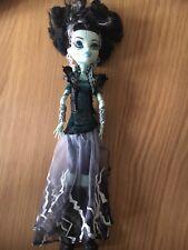 Monster High-Ghouls Rule Frankie Stein Muñeca-Casi Perfecto Estado