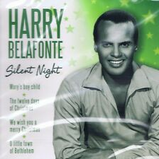 HARRY BELAFONTE - Silent Night - CD NEU Mary's Boy Child - Joys Of Christmas