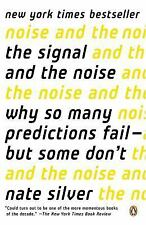 THE SIGNAL AND THE NOISE - NEW PAPERBACK BOOK