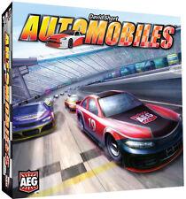 Los automóviles Boardgame-Nuevo
