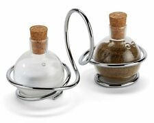 SALZ & PFEFFER LOOP - AUS CROMSTAHL UND GLAS - BY BLACK+BLUM DESIGN
