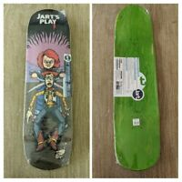 """Chucky and Woody Skateboard Deck 8.5"""" - Awesome Art! Rare"""