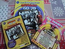 Fabuleuses années 60-70+Age tendre et têtes de bois -