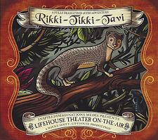 NEW Rikki-Tikki-Tavi Audio Dramatized CD Lifehouse Theater On The Air Stories