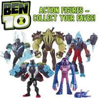Ben 10 Action Figures Assortment - Collect Your Favourites!