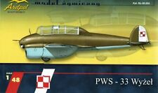 PWS 33 WYZEL (POLISH AF 1939 MARKINGS) 1/48 ARDPOL (pzl)